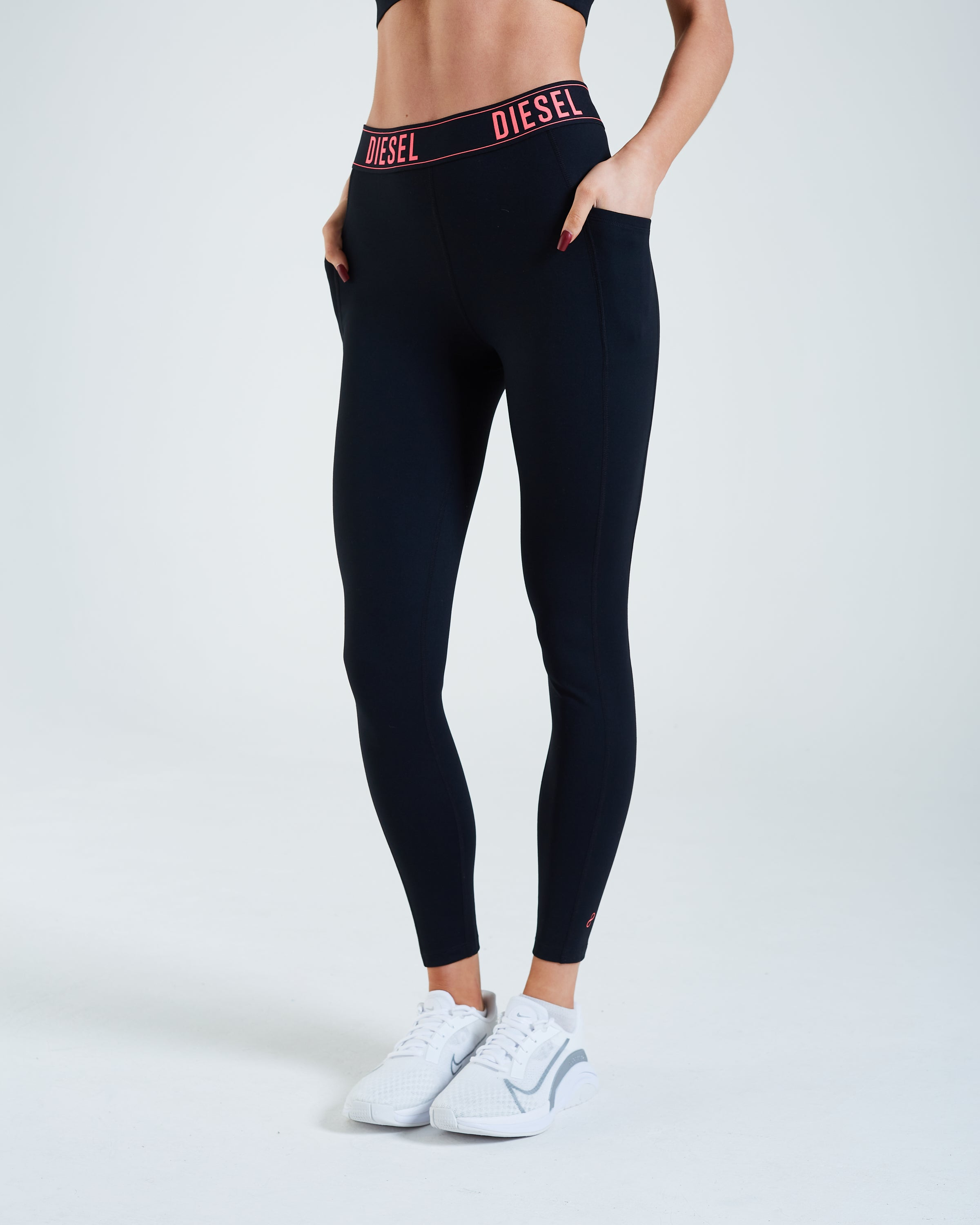 Icon Active Pant Black