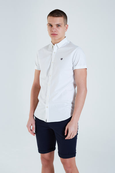 Ivor Shirt White