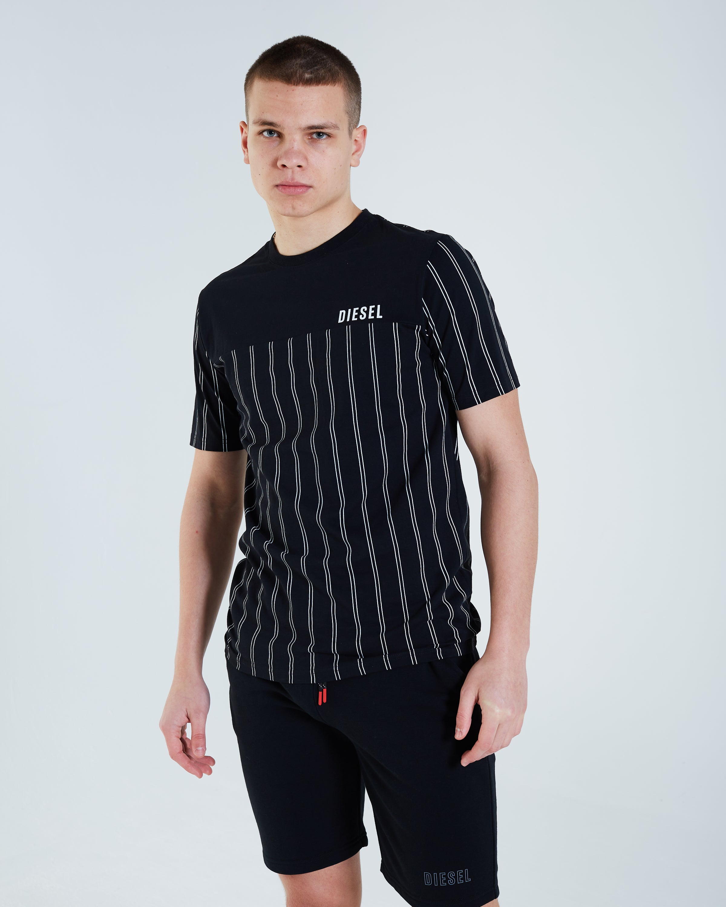 Orion Tee Black