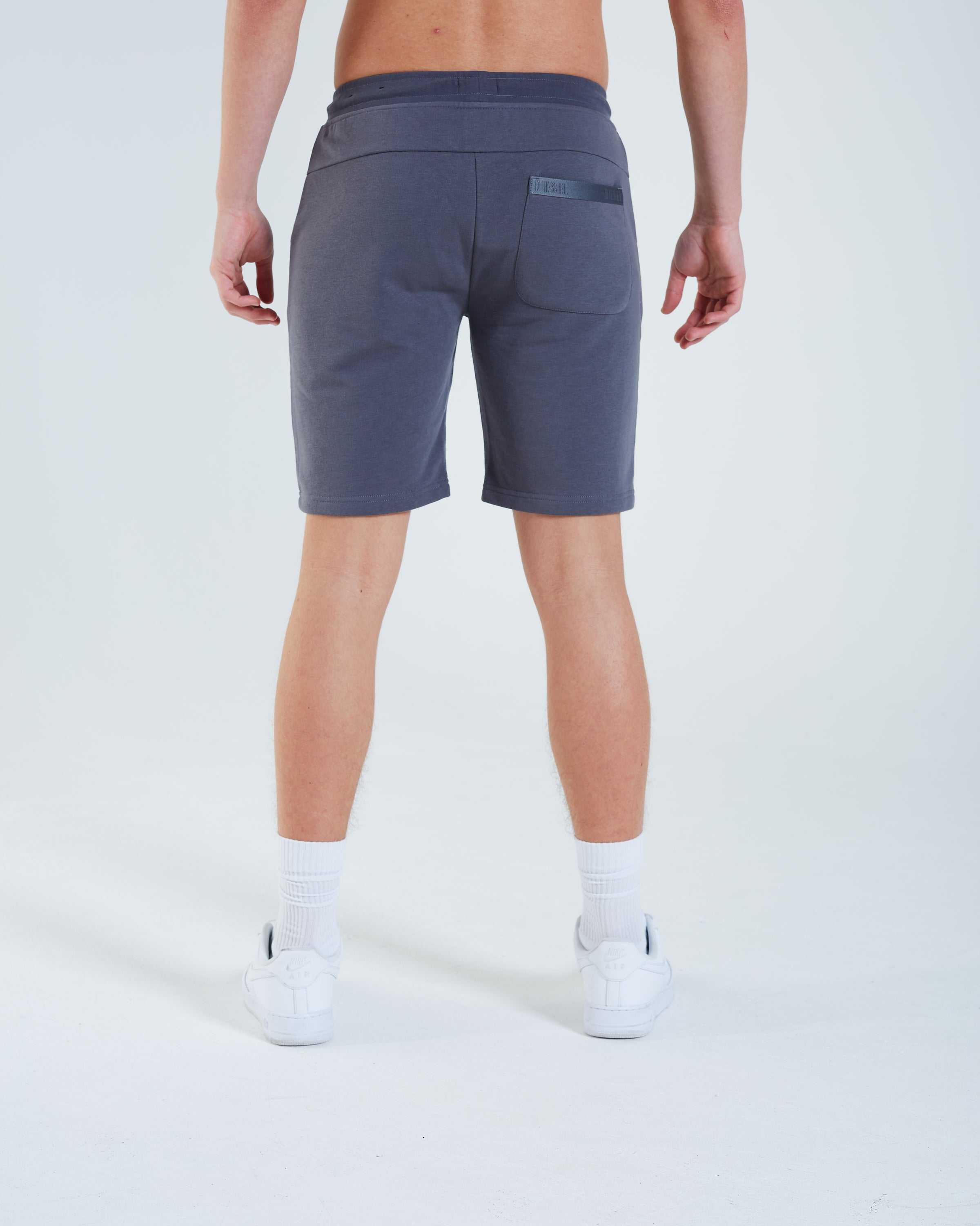 Smith Shorts Basalt Dark Grey