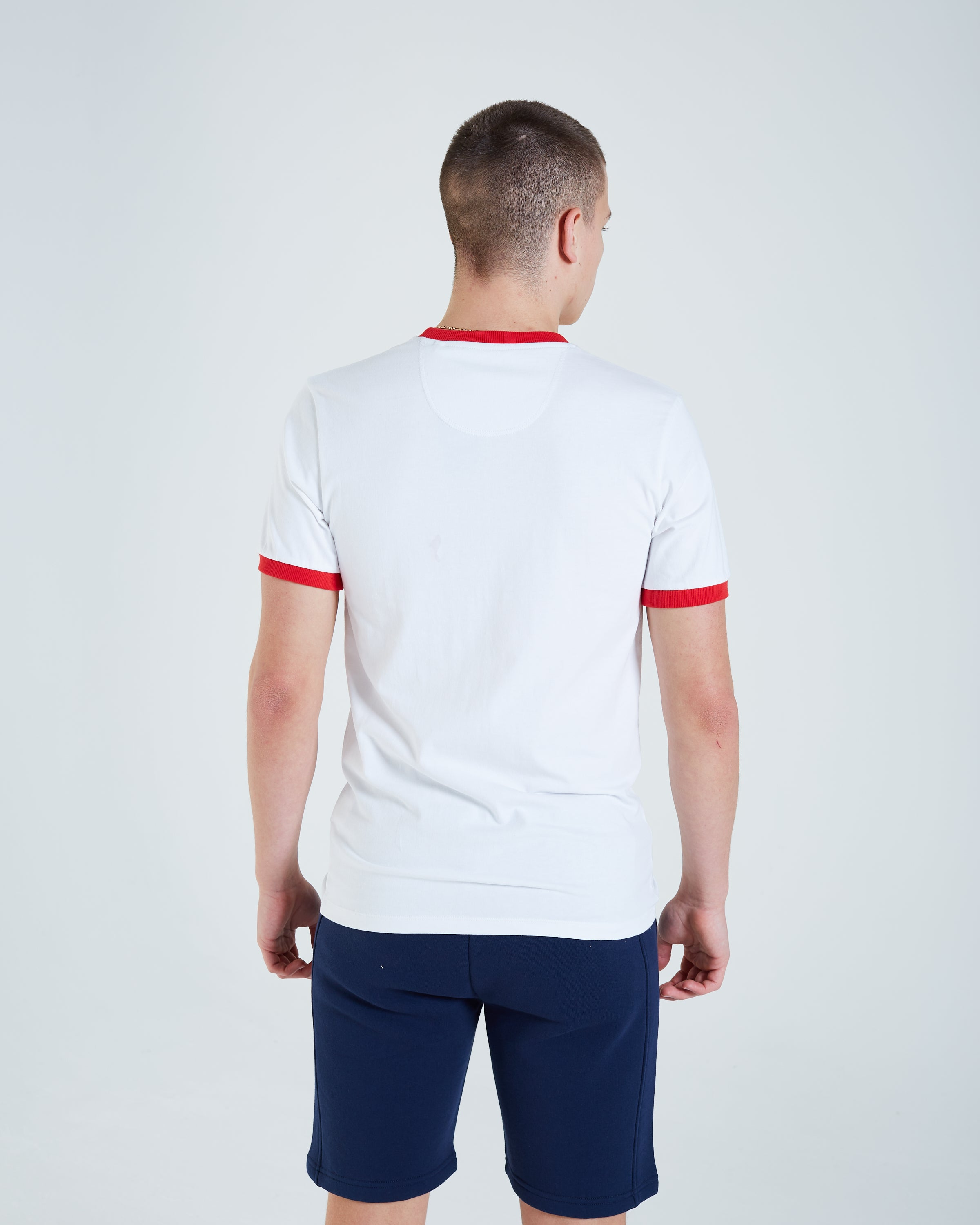 Colton Tee Optic White