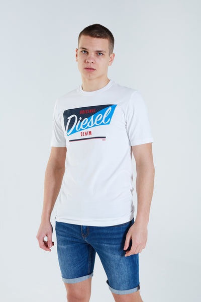 Niko Tee Optic White