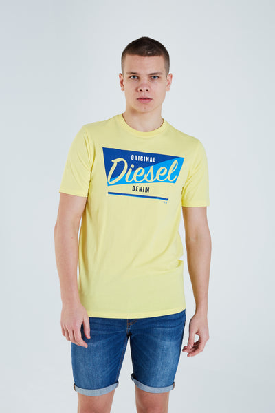 Niko Tee Yellow Cream