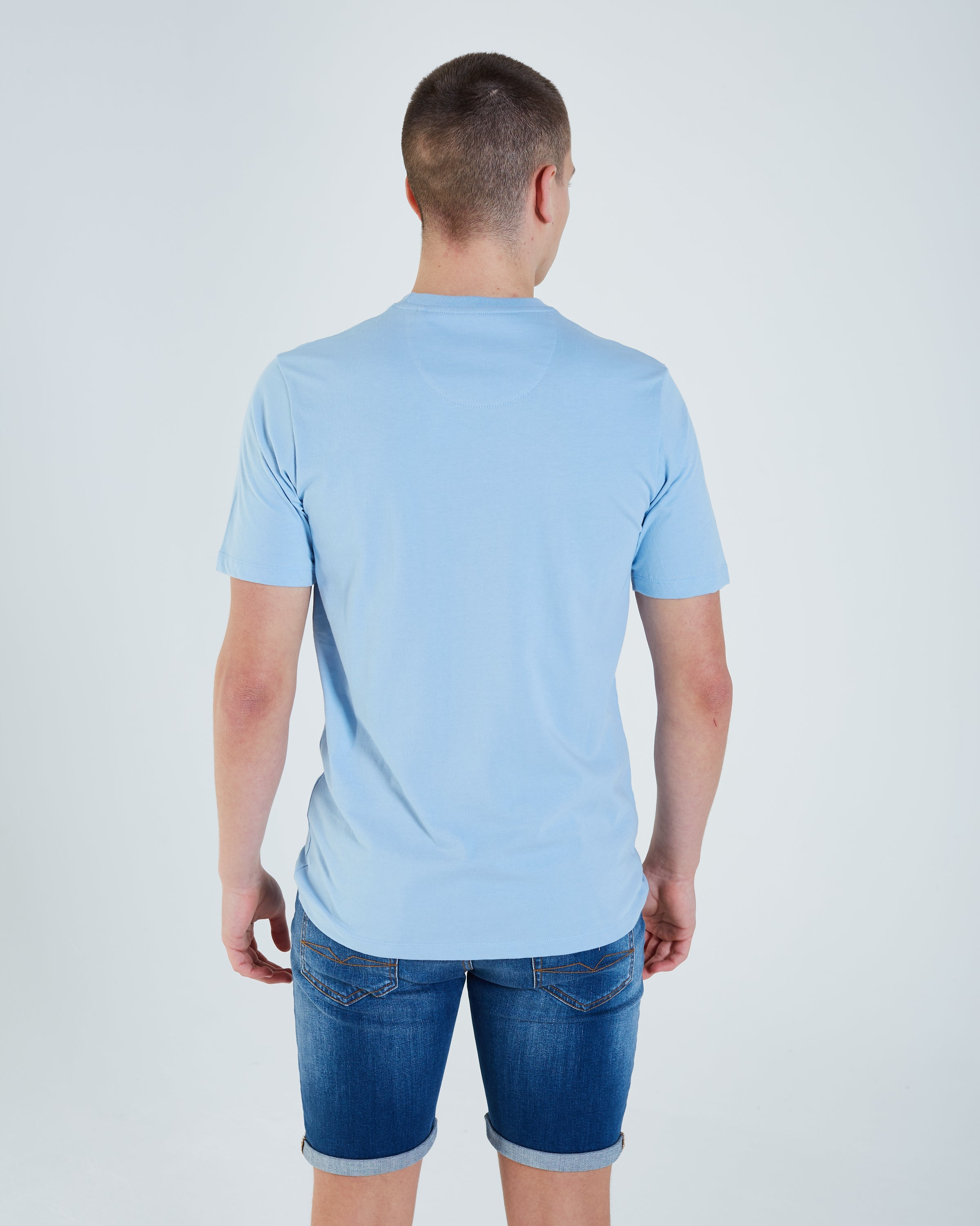 Kade Tee Blue Breeze