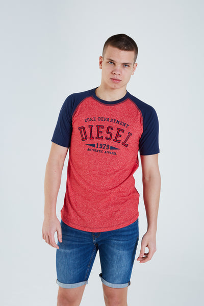 Rhett Tee True Red