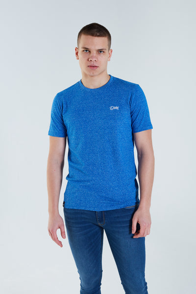Basic Matt T-Shirt Nautical Blue