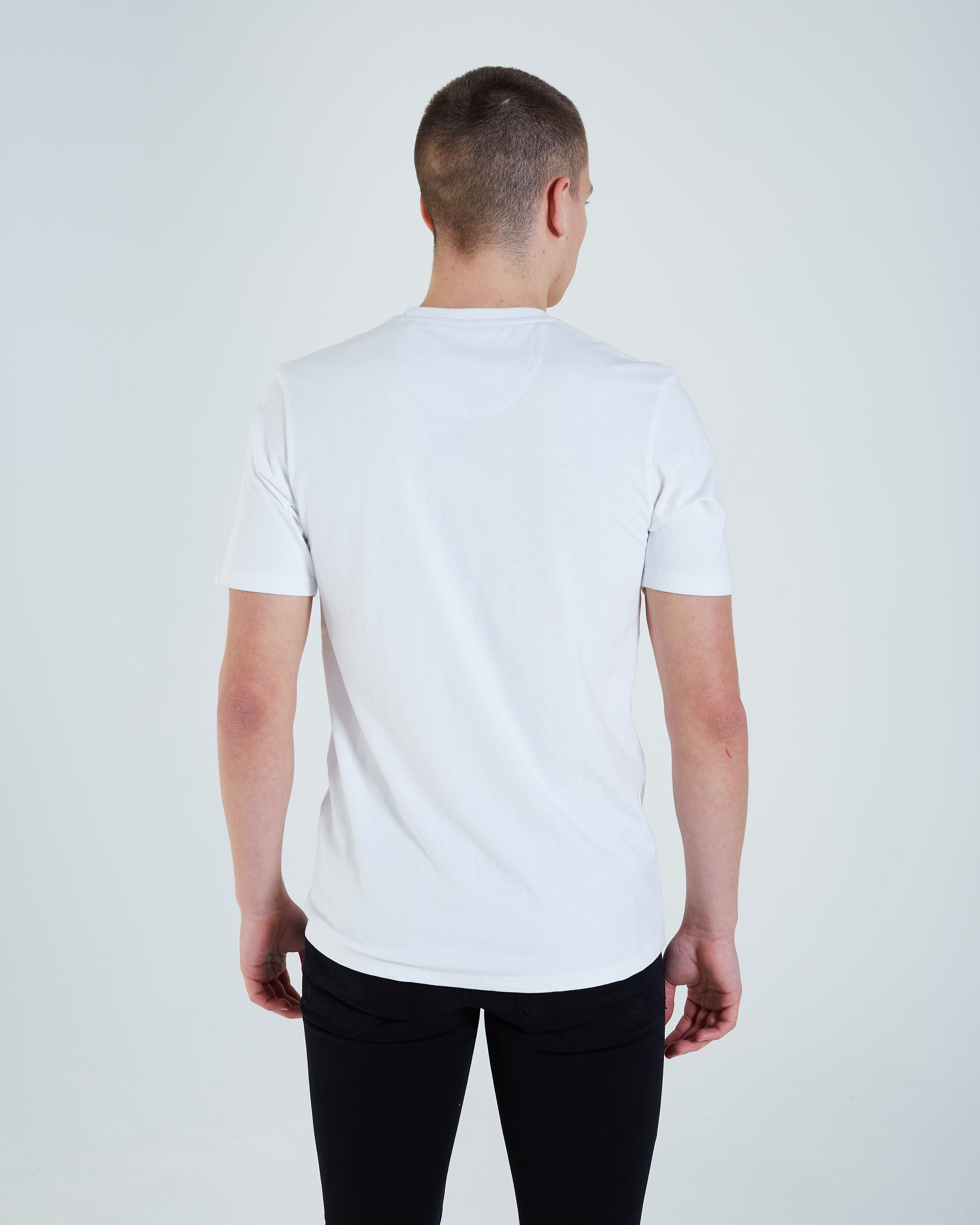 Zuri Tee Optic White