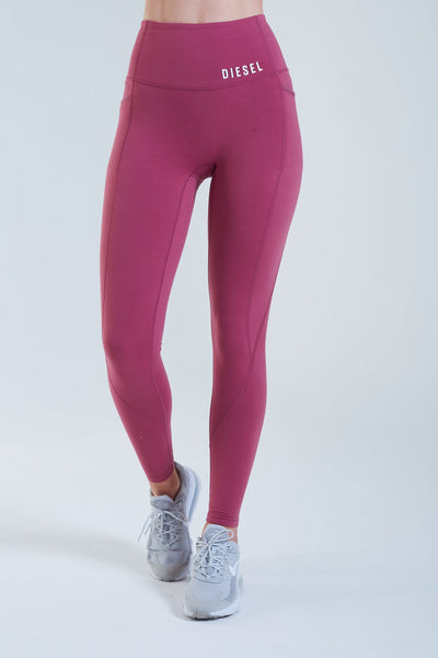 Carolina Active Pant Berry
