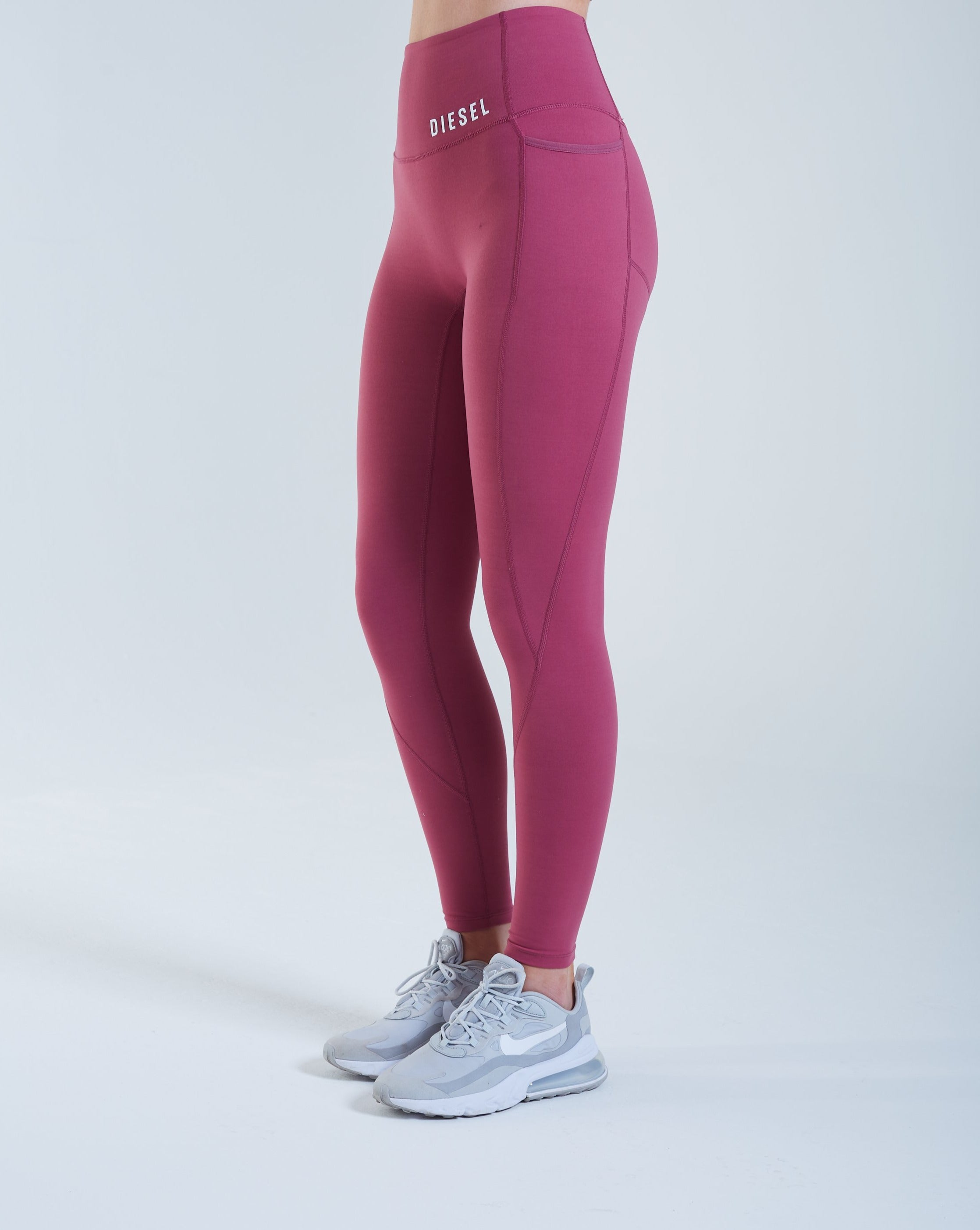 Carolina Active Leggings Berry