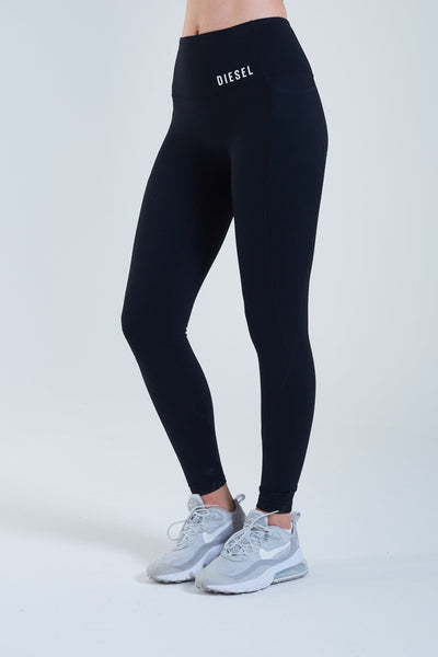 Carolina Active Leggings Black