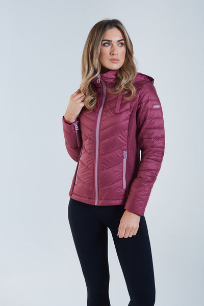 Linda Jacket Berry