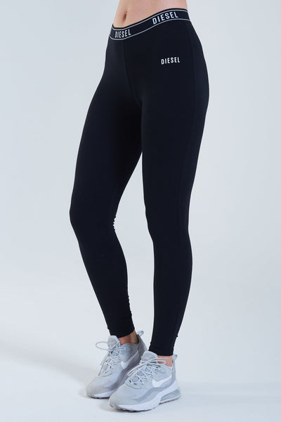 Graciela Leggings Black