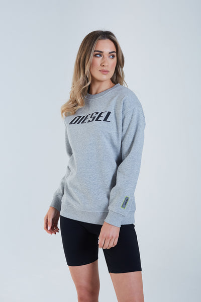 Uni Sweater College Grey Mel