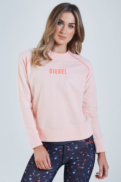 Breeze Sweater Washed Coral