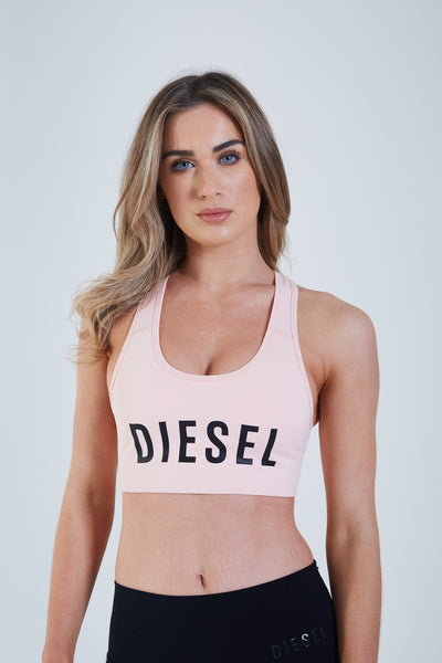 Zella Bra Top Washed Coral