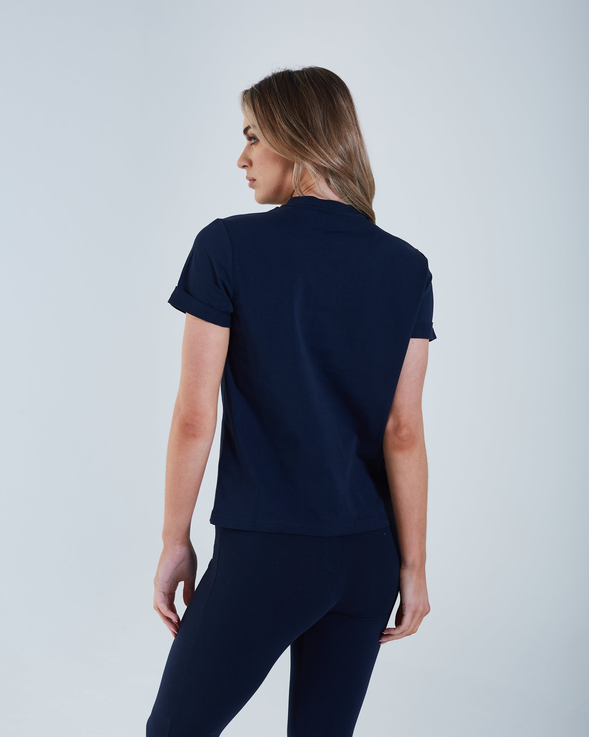 Alison T-Shirt French Navy