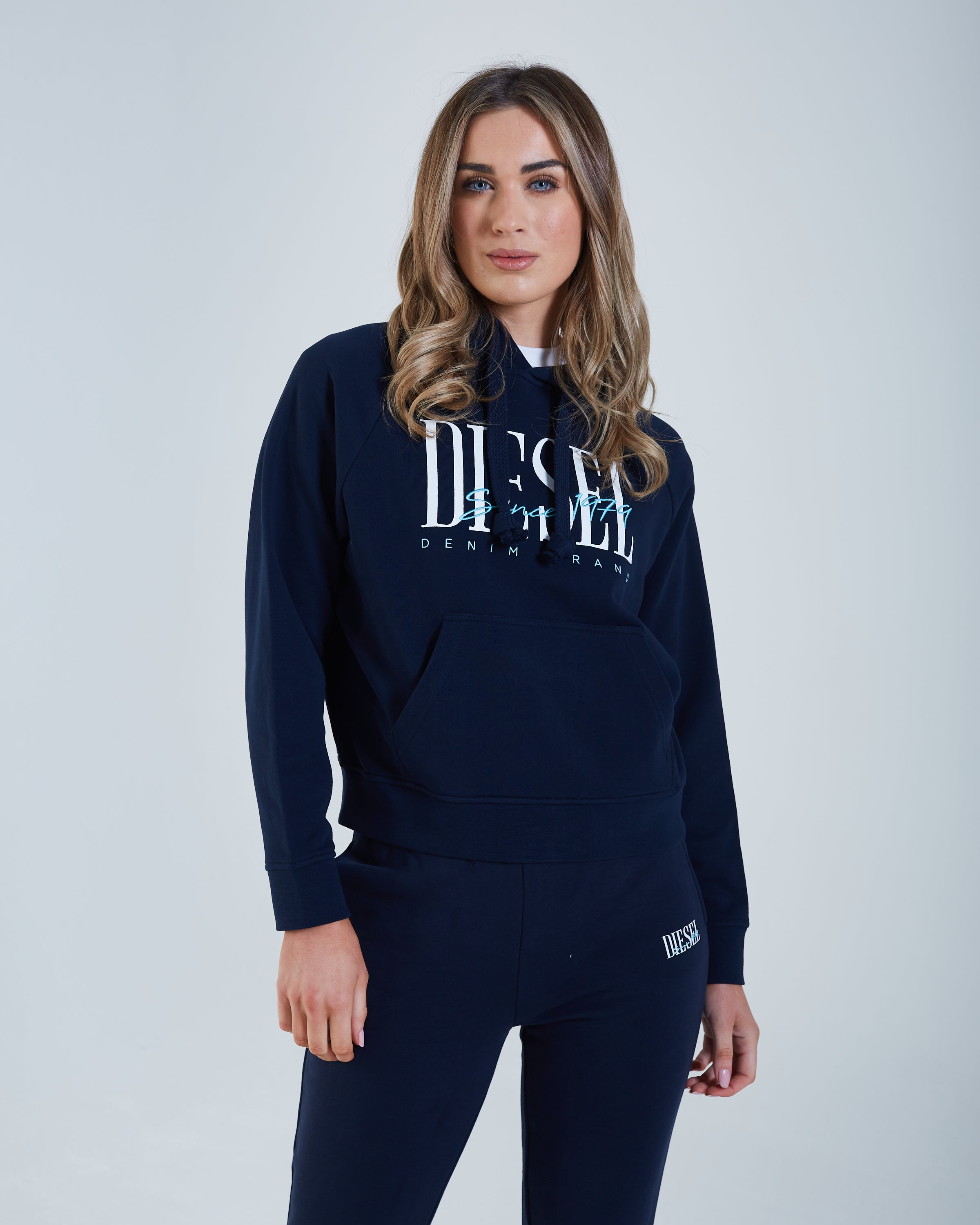 Molly Hood French Navy