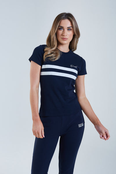 Luisa T-Shirt French Navy