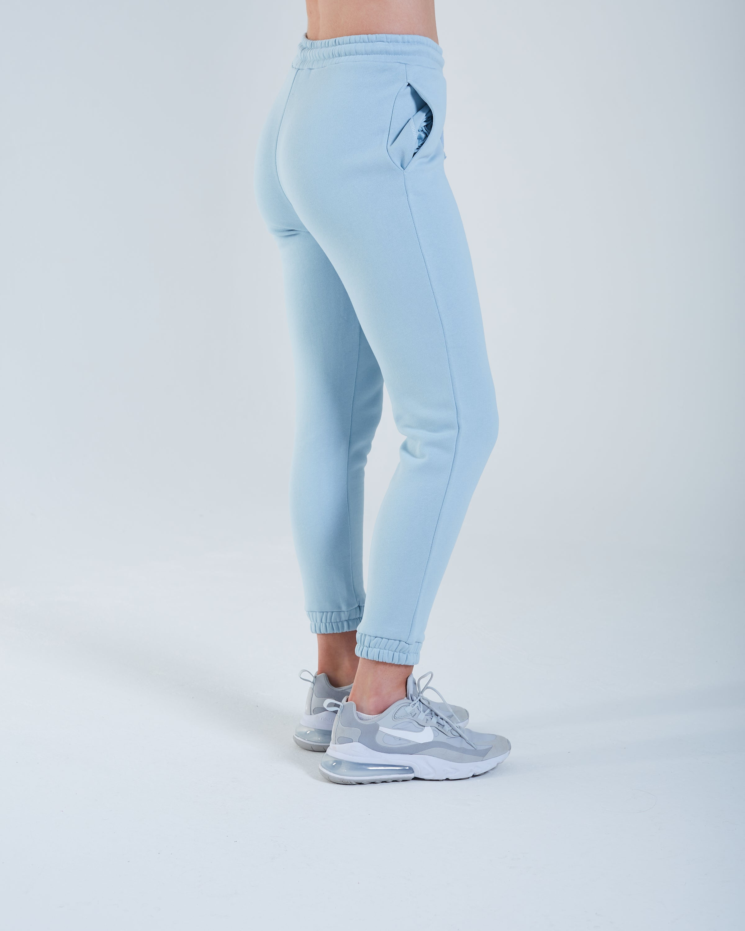Danna Trackpant Iced Blue