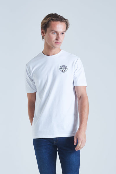 Ryley Tee Optic White