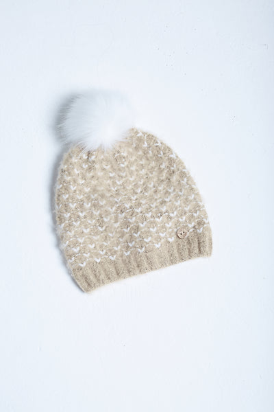 Bronwen Hat Warm Tan