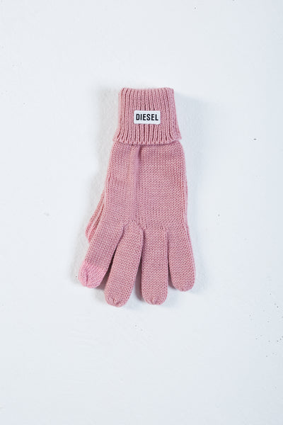 Joanie Gloves Polly Pink