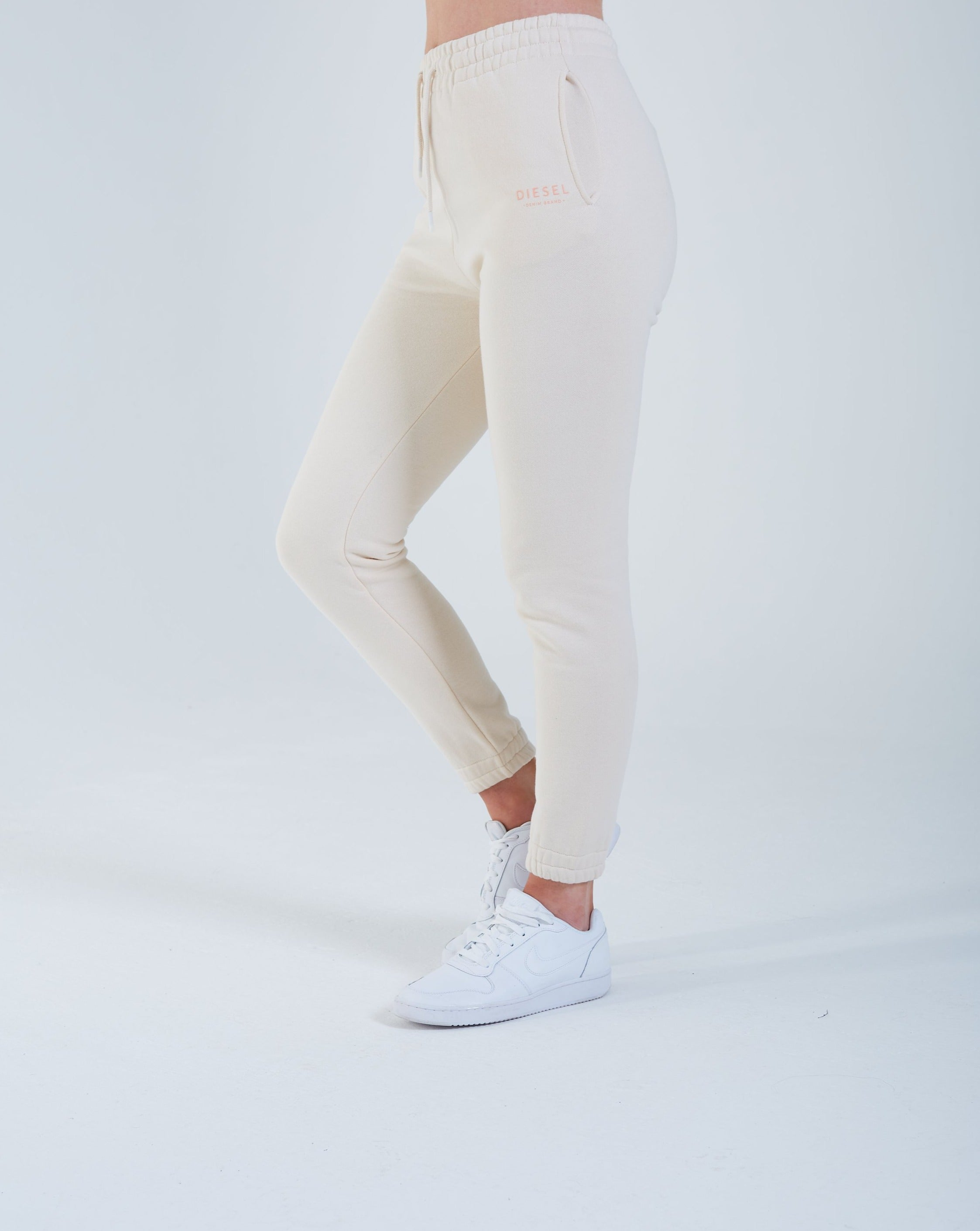 Kyra Trackpant Warm Stone