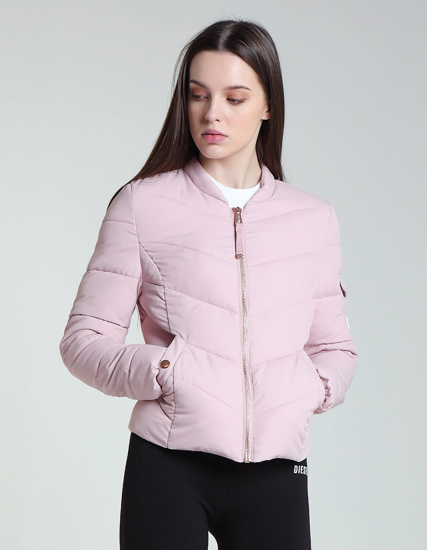 Leigh Jacket Pink