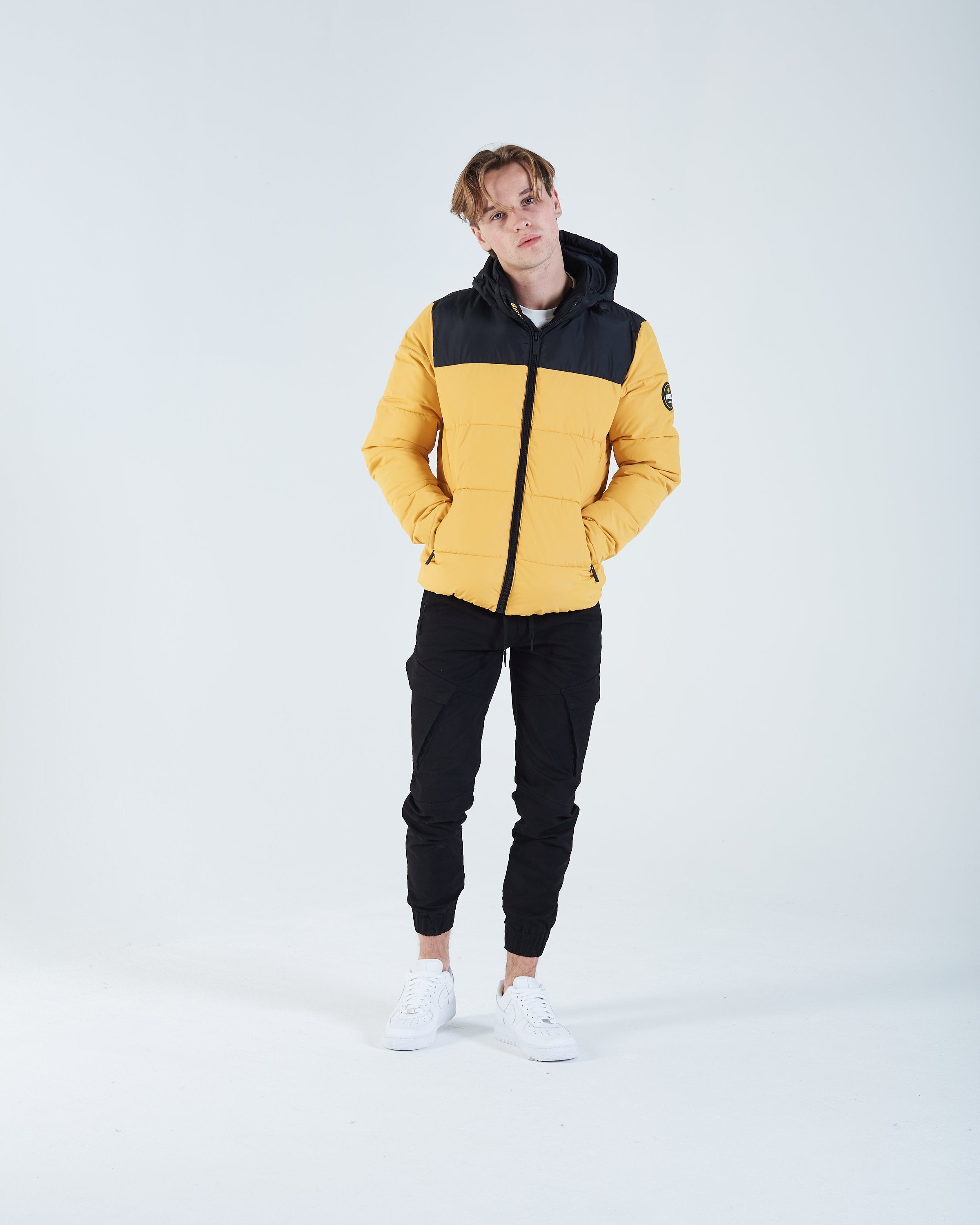 Tristan Jacket Yellow