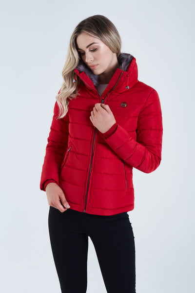Lily Jacket Chili Pepper