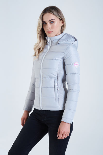 Mimi Jacket Light Grey