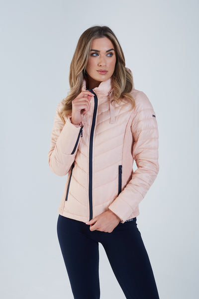 Karen Jacket Washed Coral