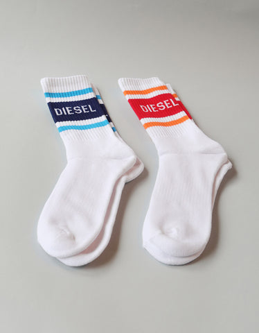 LARS SOCKS WHITE PACK