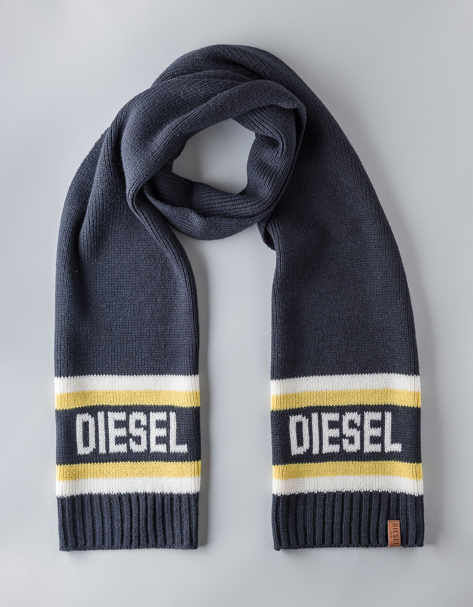 FRANKLIN SCARF IN NAVY