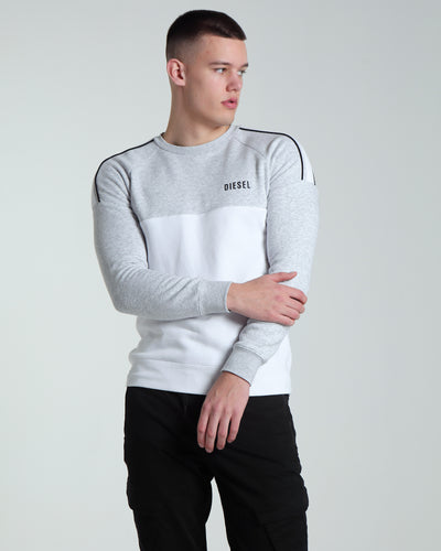 Heath Sweater Grey