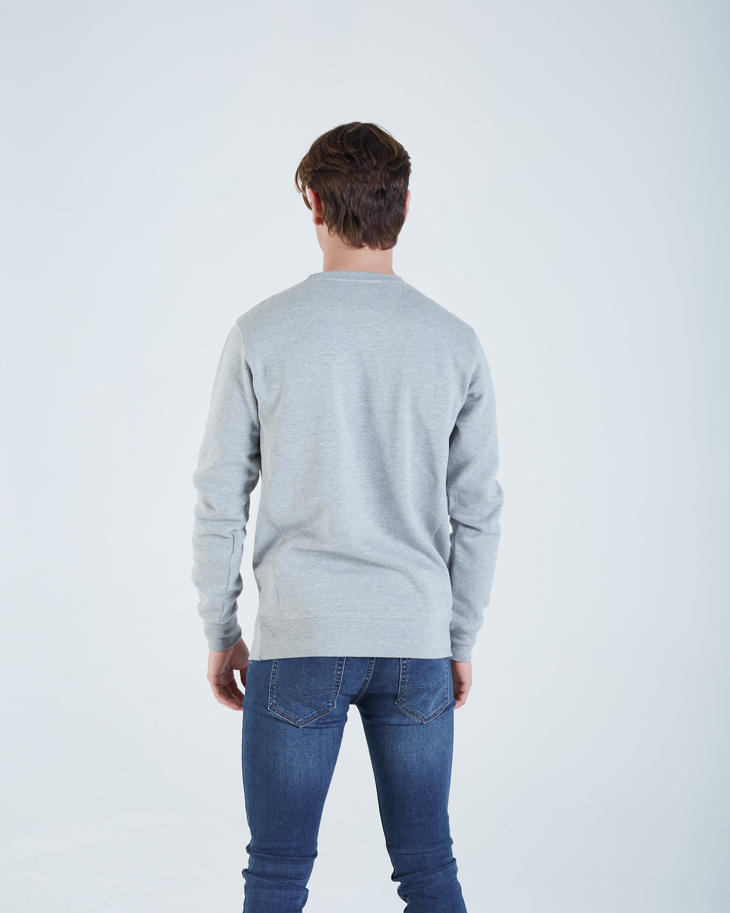 Filip Sweater Moonstone Mel
