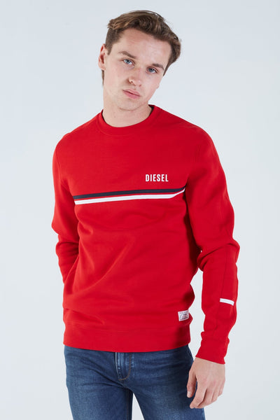 Benedikt Sweater Barbados Cherry