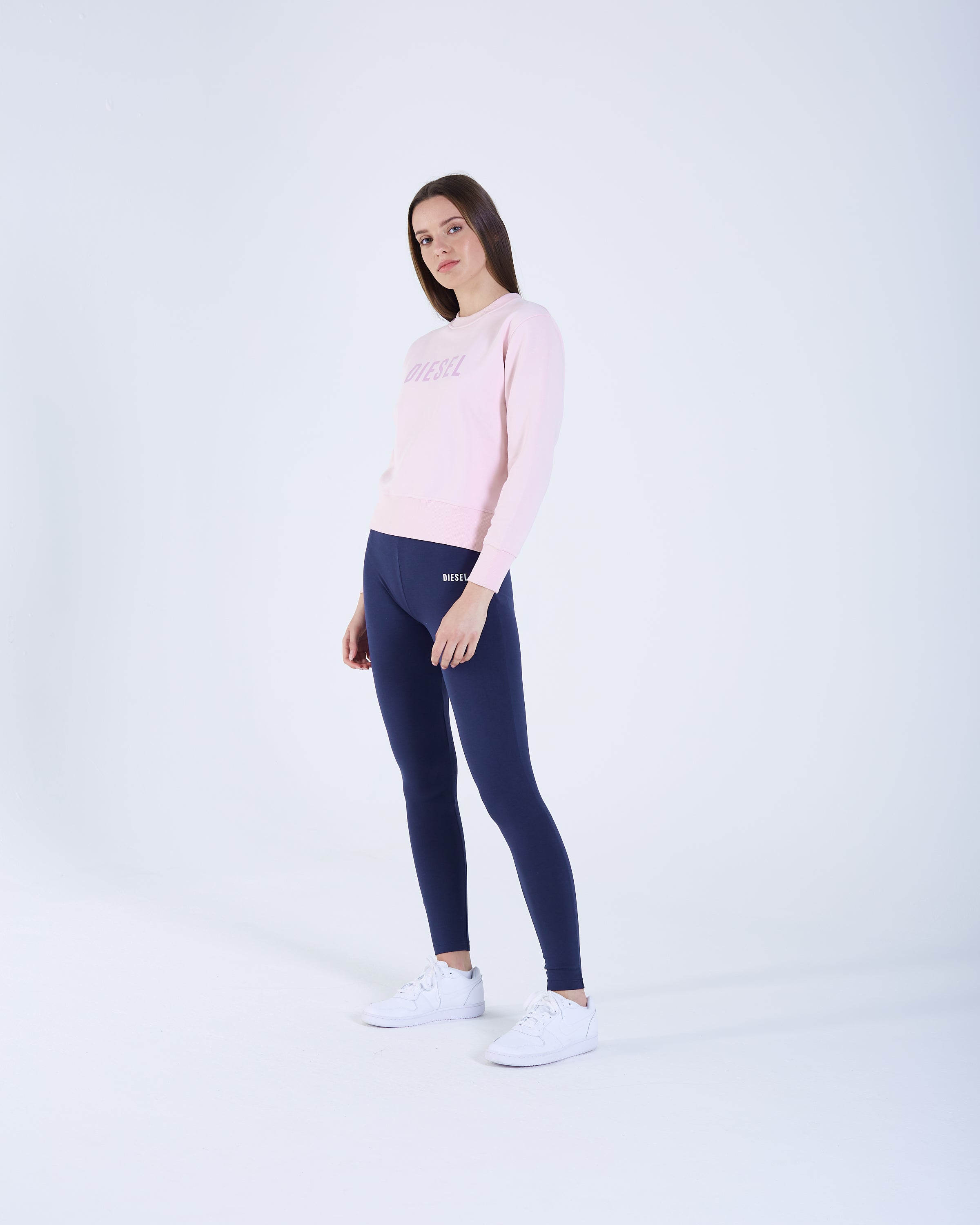 Dash Sweater Chalk Pink