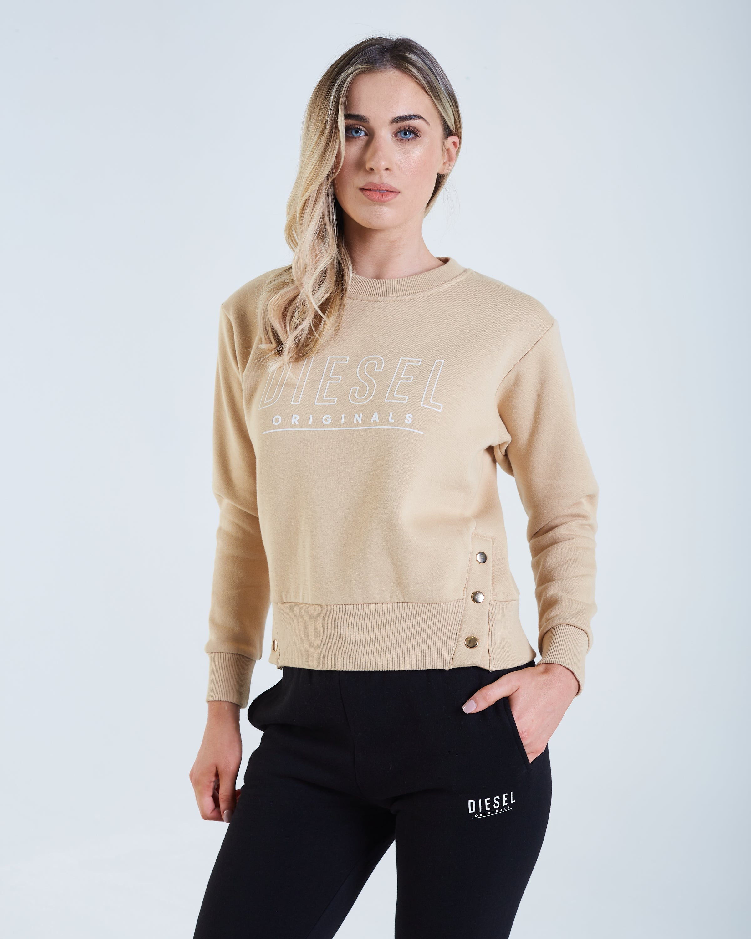 Tana Sweater Warm Tan