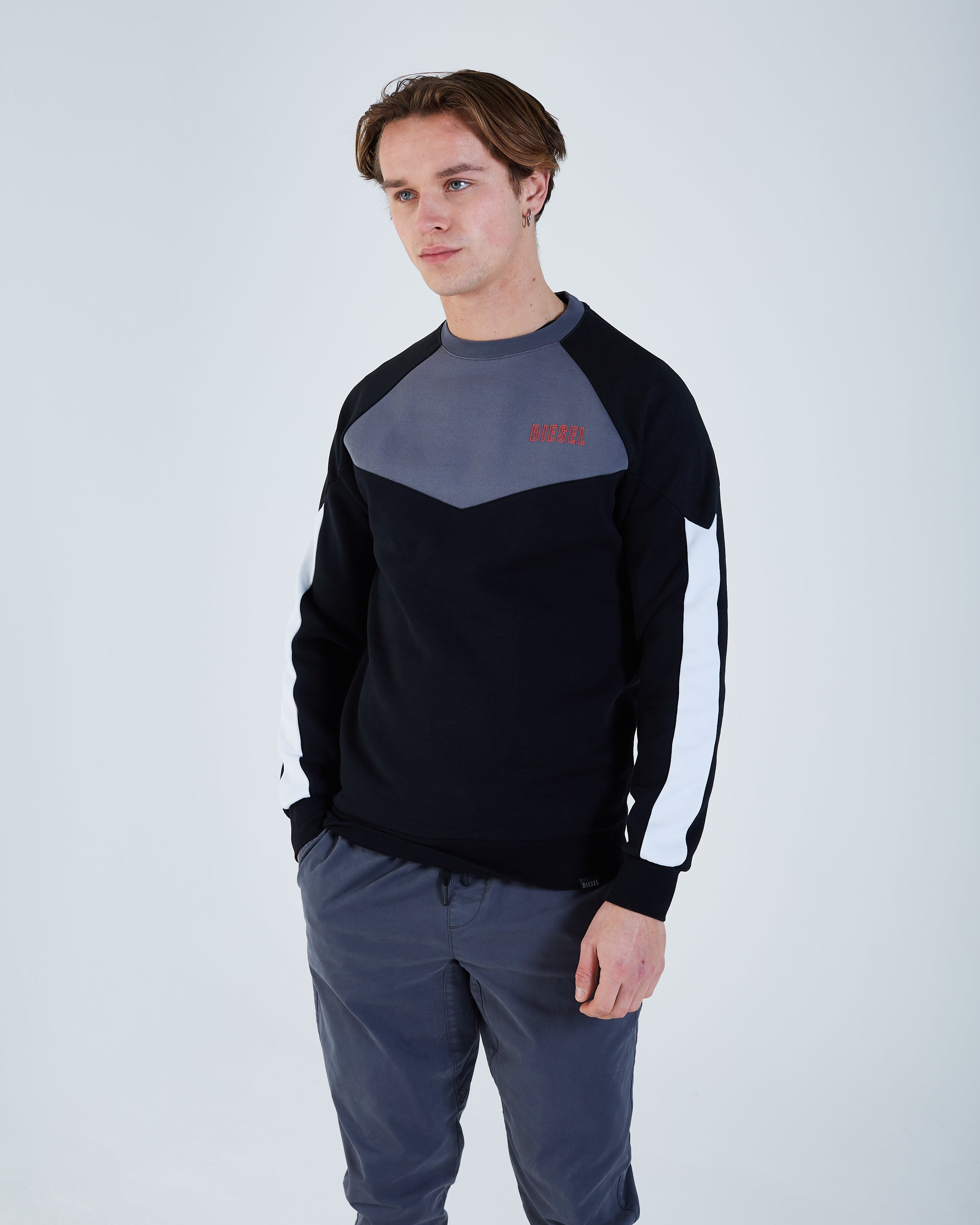 Oliver Sweater Black
