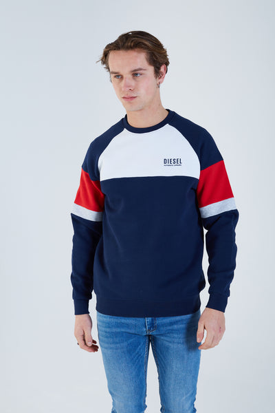 Josef Sweater Navy Iris
