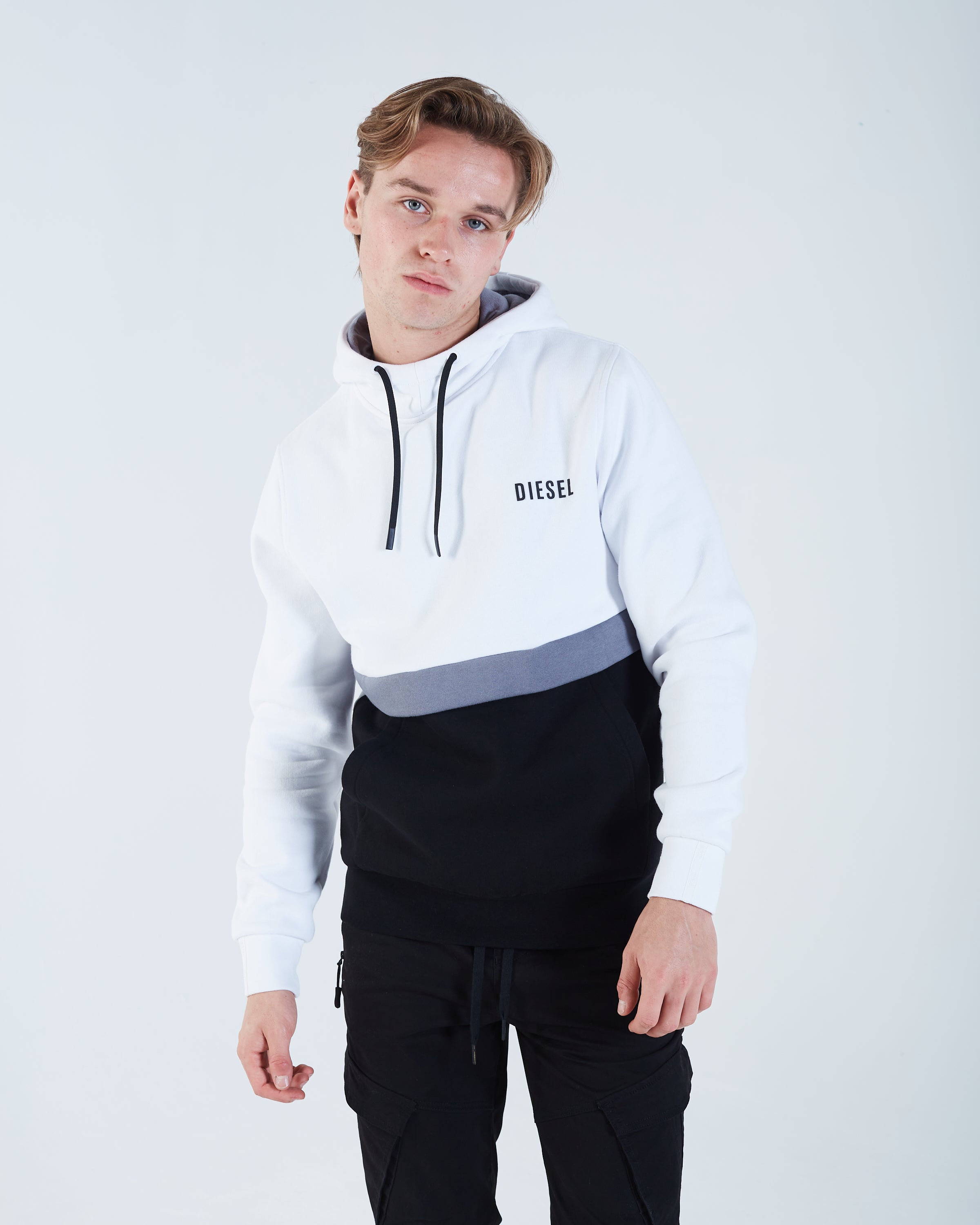 Nikolai Hoodie Optic White