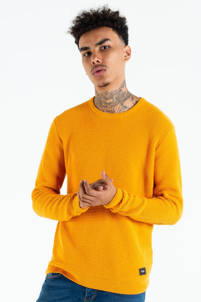 carey knit citrus