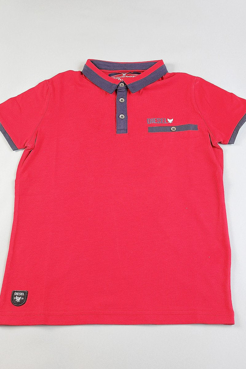 IRVING POLO RED