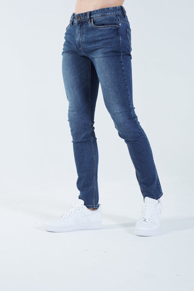 Palmer Slim Medium Blue