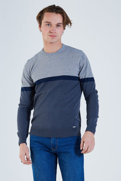 Michael Knit Grey