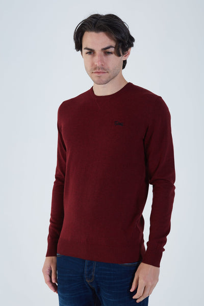 Dale Round Neck Biking Red
