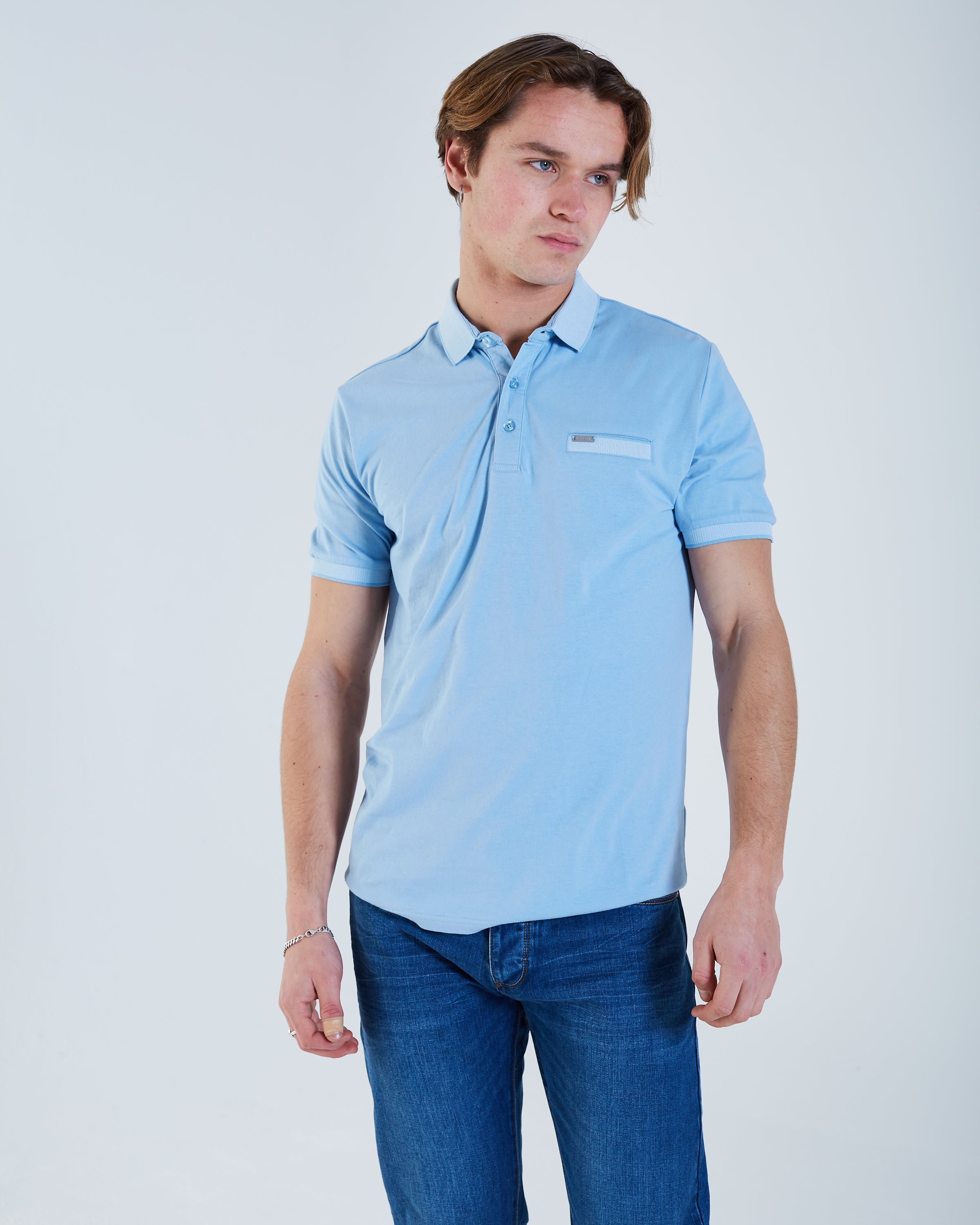 Hanno Polo Blue Breeze