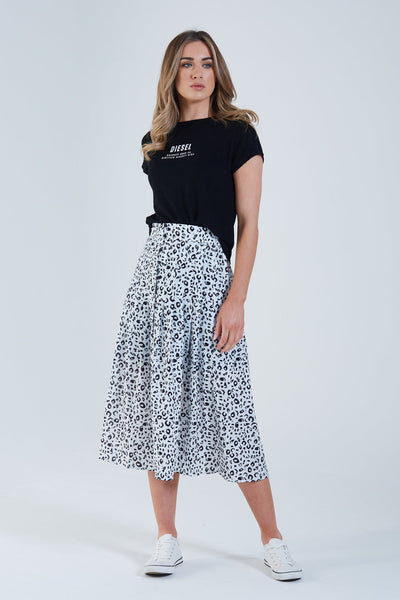 Tuva Skirt Optic White