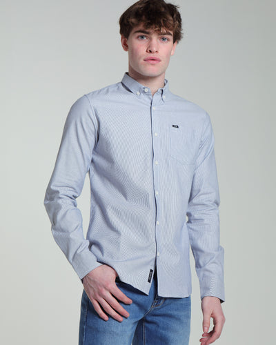 Archie Shirt Blue